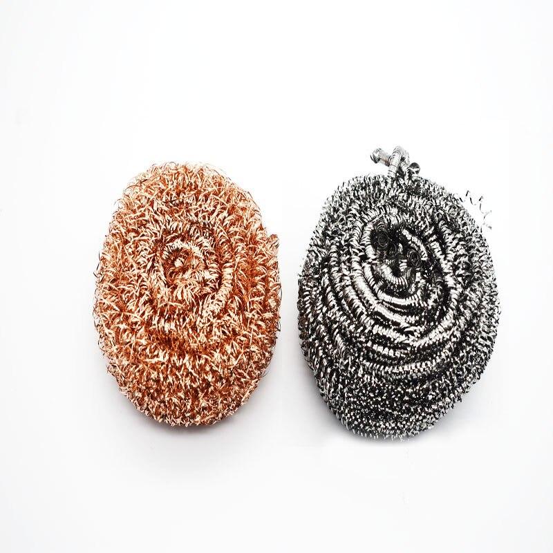 Solda de solda ponta do ferro limpeza limpeza fio aço esponja bola nova alta qualidade o mais baixo preço