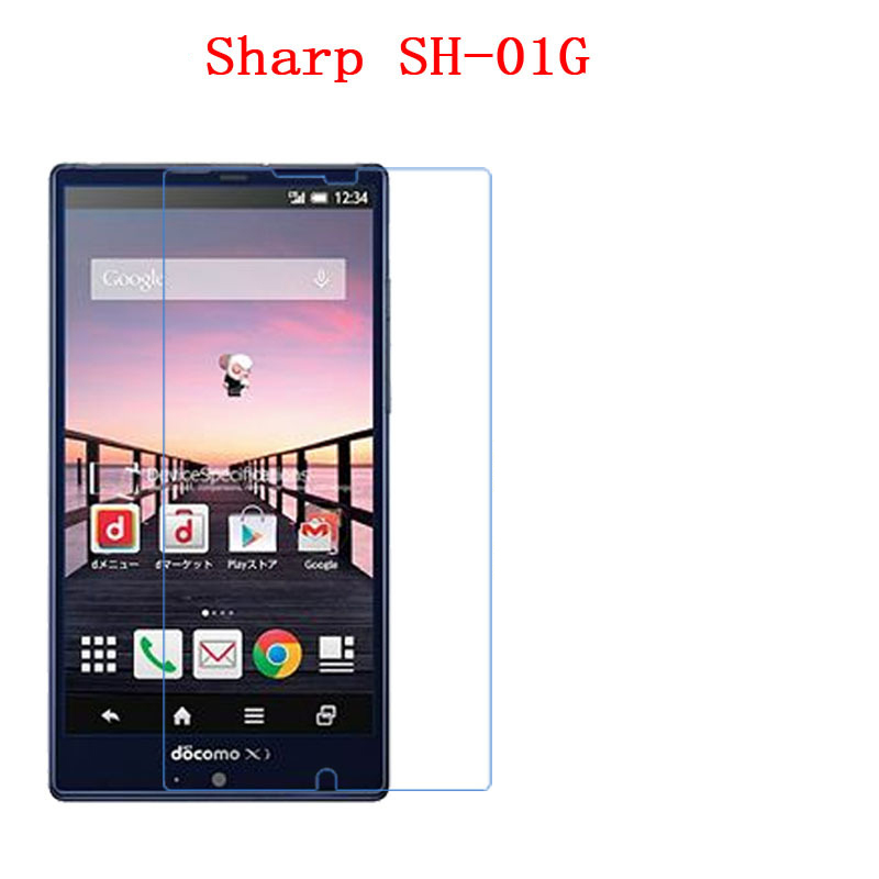 US $1 78 10% OFF|For Sharp SH 01G SH 02G Carbon Fiber 9H Plexiglass Screen  Protector-in Phone Screen Protectors from Cellphones & Telecommunications