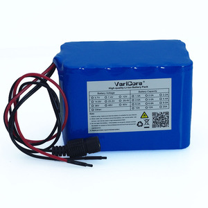 Image 3 - VariCore 100% New Protection Large capacity 12 V 10Ah 18650 lithium Rechargeable battery pack 12v 10000 mAh capacity with BMS