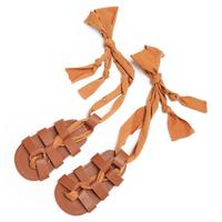 2017 New Summer Baby First Walkers Newborn Infant Toddler Girl PU Leather Bandage Pram Shoes
