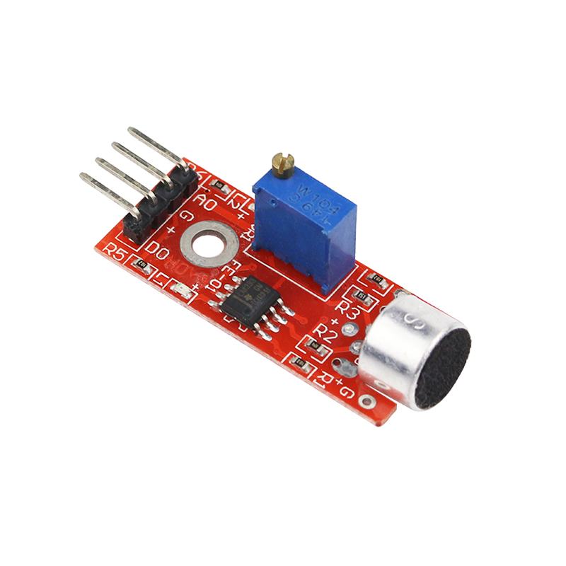 KY-037 High Sensitivity Microphone Sensor Detection Module For  AVR PIC