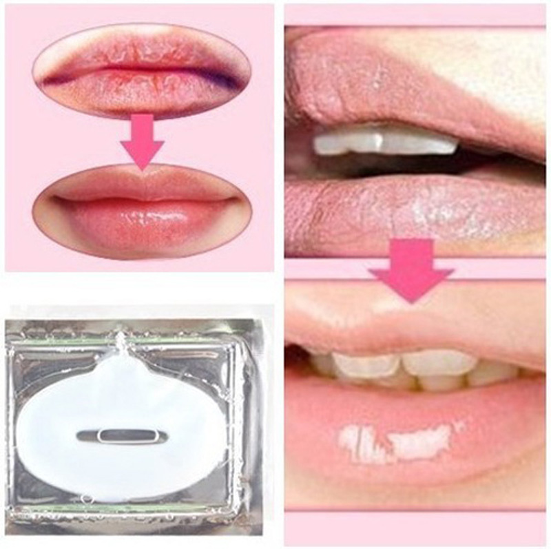 Free-shipping-2Pcs-lot-Collagen-Crystal-Lip-Mask-Membrane-Moisture-New-wholesale