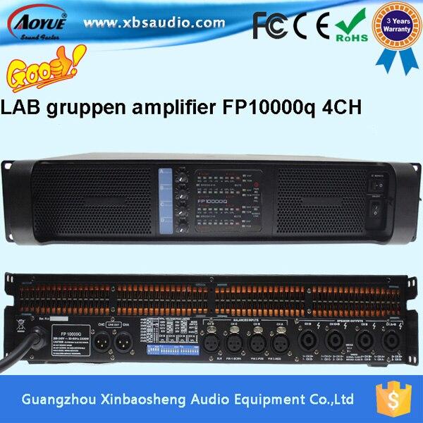 fp10000q high power pa lab amplifiers with blue board audio power amplifier modul сувенир печатная продукция сувенирные деньги 100 $