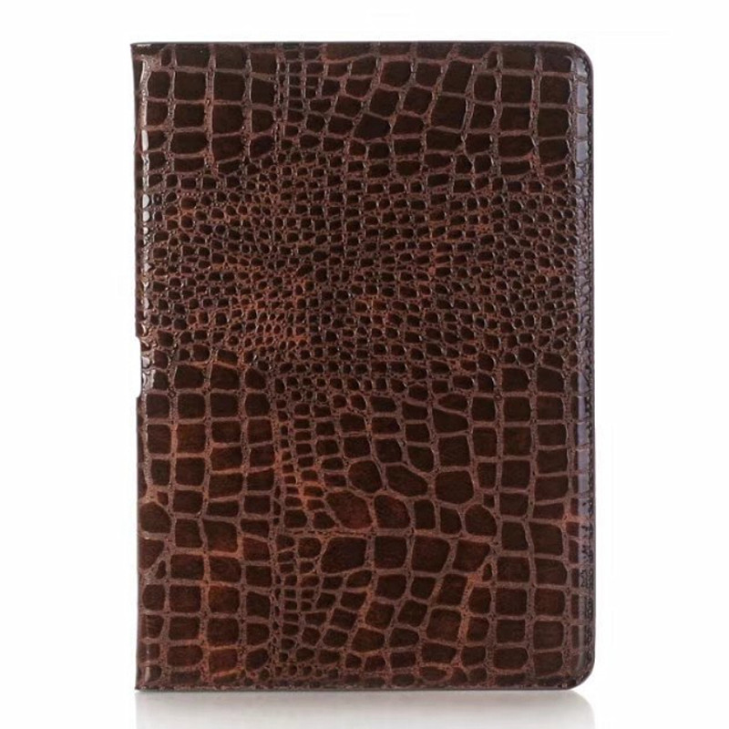 Tablet Stand Case for iPad Pro 10.5 Luxury Crocodile Flip PU Leather Smart Cover for Apple iPad Pro 10.5 Inch with Card Slots for ipad pro 9 7 retro crocodile stand wallet smart leather cover dark blue