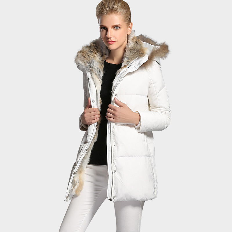 Womens Feather Down Jacket Promotion-Shop for Promotional Womens ...