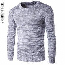 Neue Herbst Winter Modemarke Männer Pullover Pullover Stricken Dicken Warmen Designer Slim Fit Beiläufige Gestrickte Mann Strickwaren