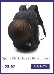 1aa73f865e39 Sports Black Gray Outdoor Fitness Training Bag Basketball Backpack Man  SportS Bag Gym Bag 15.6 Inch Laptop Port Male Bag