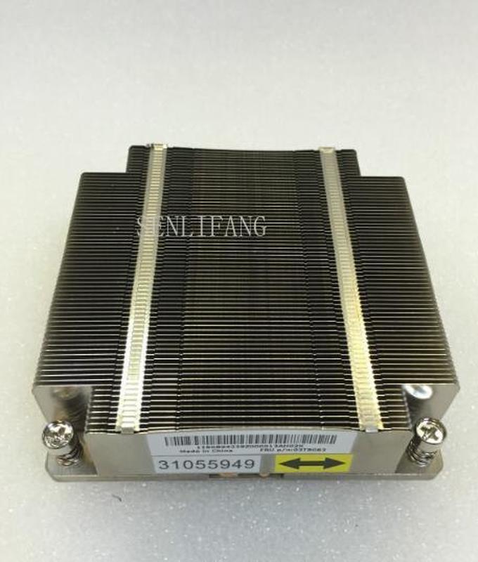CPU Heatsink 03t8083 03x3880 Heat Sink For Server RD330 RD340 RD430 Rd440 CPU 1U 1366 1356 Processor Heatsink Cooler 31055949