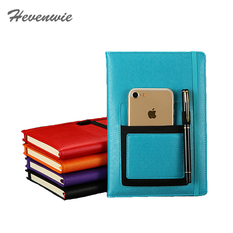 A5 creative leather Notebook Notepad Leather Bible Diary Book Zakka Journals Agenda Planner School Office Stationery Supplies harhpia a5 notepad business planner multi function agenda creative conference notebook custom record notebook book student diary