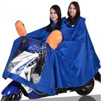 Free Shipping Oversized Motorcycle Rider Raincoats Motorbike Scooter Electric Bike Raincoats Adults Thickened Poncho|poncho free shipping|poncho ponchoponcho raincoat -