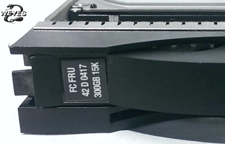 Hard drive 42D0410 42D0417 300G 15K FC DS4700 3.5 SAS 8MB one year warranty hard drive x274a 146g 10k fc x274 3 5 scsi one year warranty