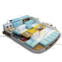 La Casa Mobilya Home Box Kids Frame Letto Matrimoniale Ranza Single Totoro Bett Cama De Dormitorio Mueble bedroom Furniture Bed