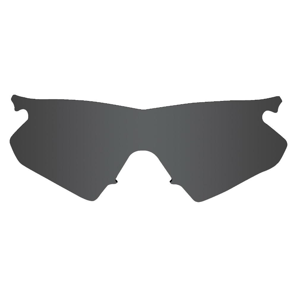 HKUCO Mens Replacement Lenses For Oakley M Frame Hybrid Sunglasses Blue/Bronze Polarized 3tyaY6