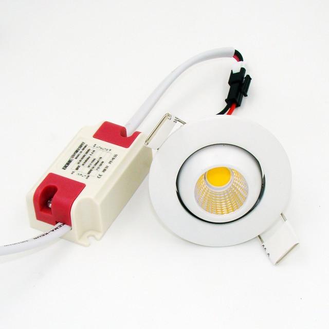 led eyeball lights art led downlight watt cob mini led spot light square cabinet lamp round eyeball gimbal ring