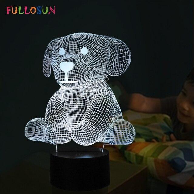 Noche Lindo Lámpara Para Costo Led Luz Encantadora Bajo Oso Bebé 8Nnvm0w