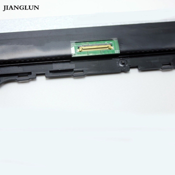 JIANGLUN New LCD Screen Digitizer Touch Display Assembly for Lenovo Flex 3-15 15D 1080P