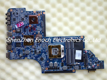 For HP DV6 DV6T DV6-6000 Laptop motherboard NON Integrated DV6-6116SF 650850-001