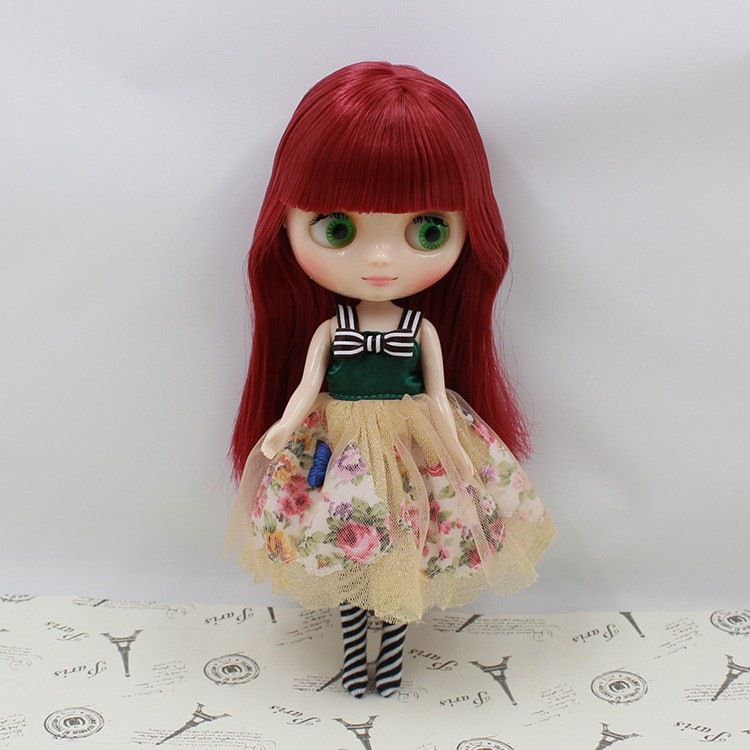 Middie Blythe Doll Multi-Color Hair 20cm 3