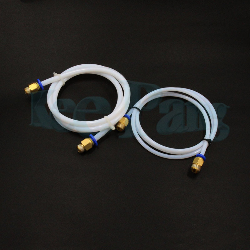 1M PTFE Tube Teflon PiPe Connectors as 3D Printers Parts For Filament Bowden Extruder 3