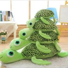 WYZHY  2018 new big eye turtle plush toy doll sofa decoration send friends and children 120cm