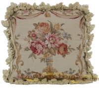 Needlepoint Cushion Handmade Needlepoint Decorative Pillow Covers Cushion Rectangle Cover Simple Pillow Case