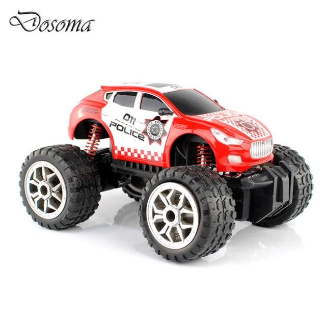Rc toys 4 rodas motrizes bigfoot carro escalada carro do doodle Carro de Controle remoto Modelo de Estrutura do Veículo Utilitário Esporte Crianças Melhor presente