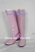 Sailor Moon Sailor Chibi Moon Chibiusa Cosplay Shoes boots pink boots girl boots ACGcosplay
