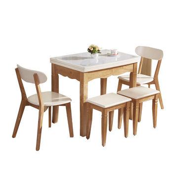 Tisch Eet Tafel Esstisch A Langer Redonda conjunto Comedor Sala ...