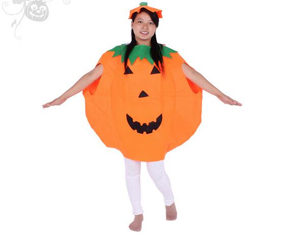 party supplies pumpkin halloween costume for women men adult cosplay costumes amazing non woven fabric n865 in holidays costumes from novelty special use