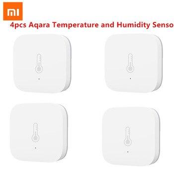 Bundle Sale Xiaomi Mijia Aqara Temperature Humidity Sensor Environment Air Pressure Mijia Smart Home Zigbee Wireless Control https://gosaveshop.com/Demo2/product/bundle-sale-xiaomi-mijia-aqara-temperature-humidity-sensor-environment-air-pressure-mijia-smart-home-zigbee-wireless-control/