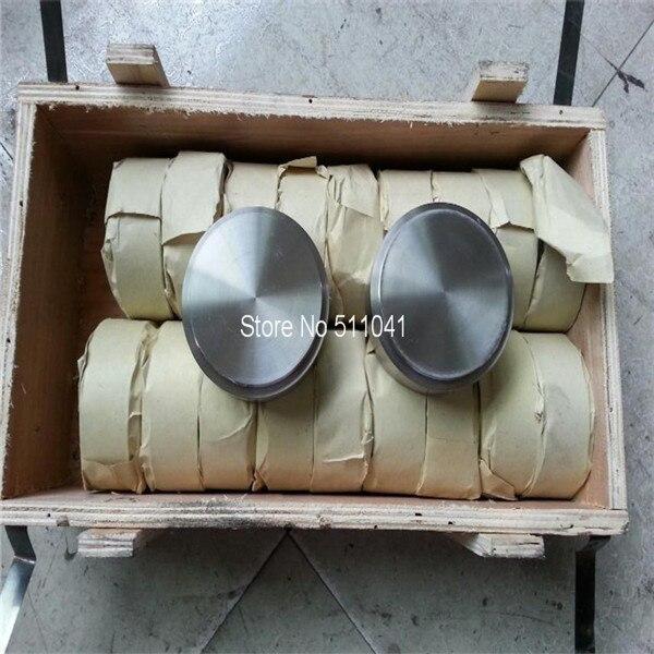 4pcs pvd coating material titanium 70% aluminum 30% Diameter: 100mm height: 45mm, titanium target, ree shipping