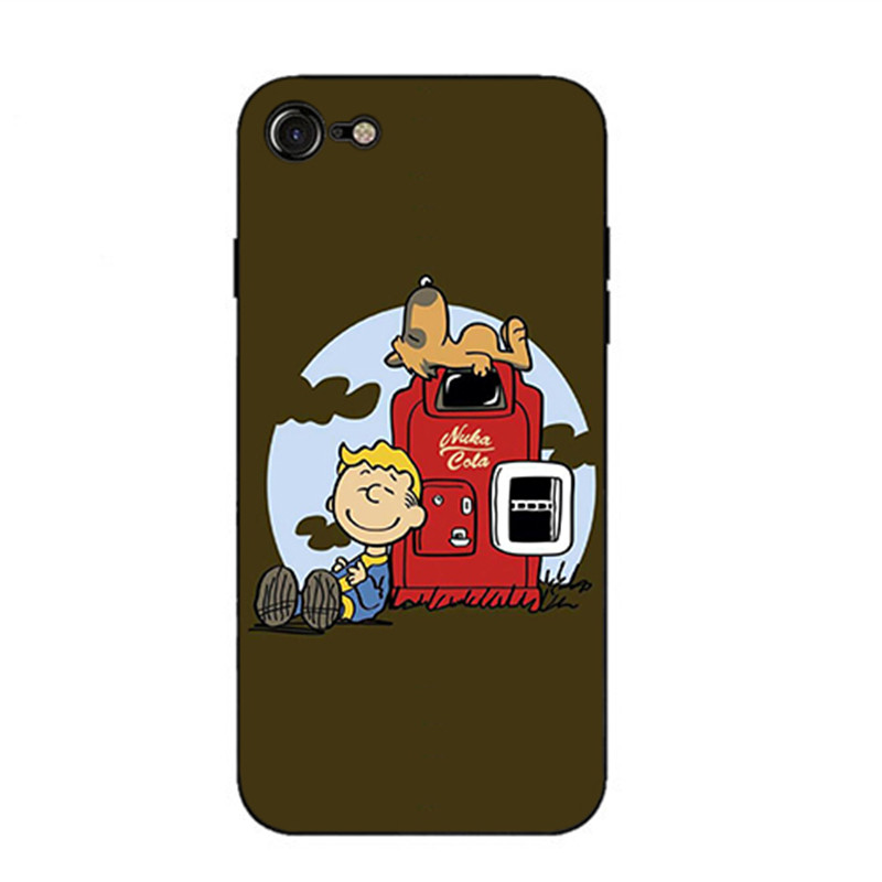 Fallout Phone Case for iPhone 6 7 8 plus X10 5 5c 4s