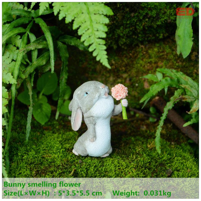 diario coleccin jardn conejos de pascua primavera estatua escultura decoracin de la yarda al aire libre