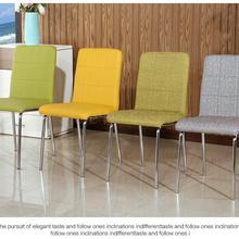 Обеденный стул полное платье задний обеденный стол и кресла отельное кресло кожаный Ресторан простой домашний стул