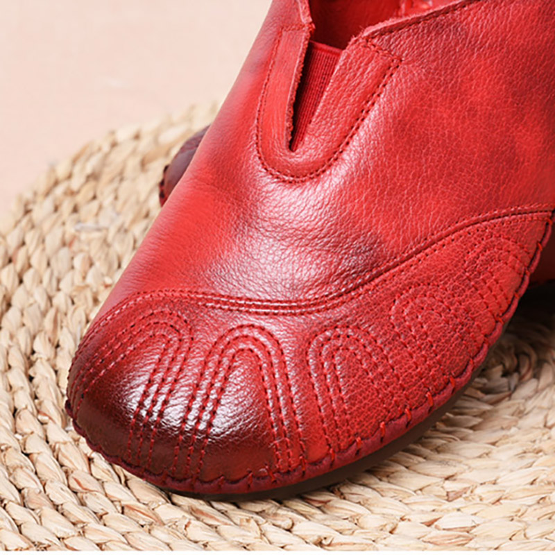 TOACEK Comfortable discount flat-heeled