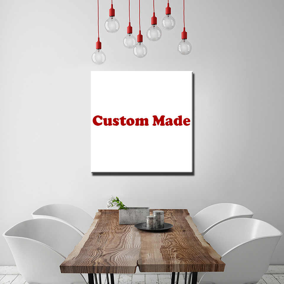 ArtSailing 1 Piece custom canvas wall art custom painting custom photo dropshipping wall painting