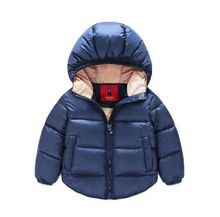 Winter Newborn Baby Snowsuit Kids Warm Overall Cotton Coats and Jackets Outerwear Clothes