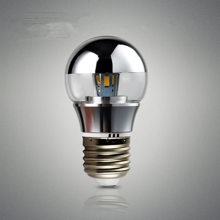 110v 220v E14 E27 G45 Plated Reflector Bulb Electroplate