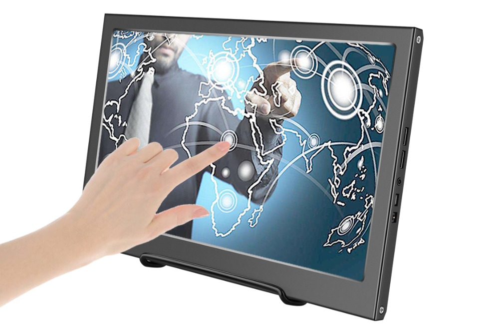 13 3 IPS Portable Computer Touch Monitor PC HDMI PS3 PS4 Xbox 1080P LCD Display Monitor