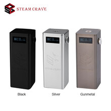 300W Steam Crave Titan PWM VV Box MOD Fit Huge Tank From Diameter 30mm To 41mm No 18650 Battery BOX MOD Electronic Cigarette Mod