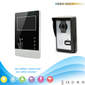 economic nice design two way Door phone Camera Intercom Doorbell System Video Door Monitor 1 to 1 home security kit