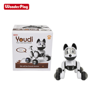 Wonderplay Smart Robot Dog Electronic Pet Remote Control Kids Toy Intelligent Dog Robot Toy