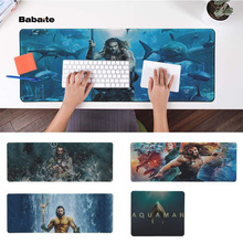 Babaite My Favorite Aquaman. Durable Rubber Mouse Mat Pad Free Shipping Large Mouse Pad Keyboards Mat