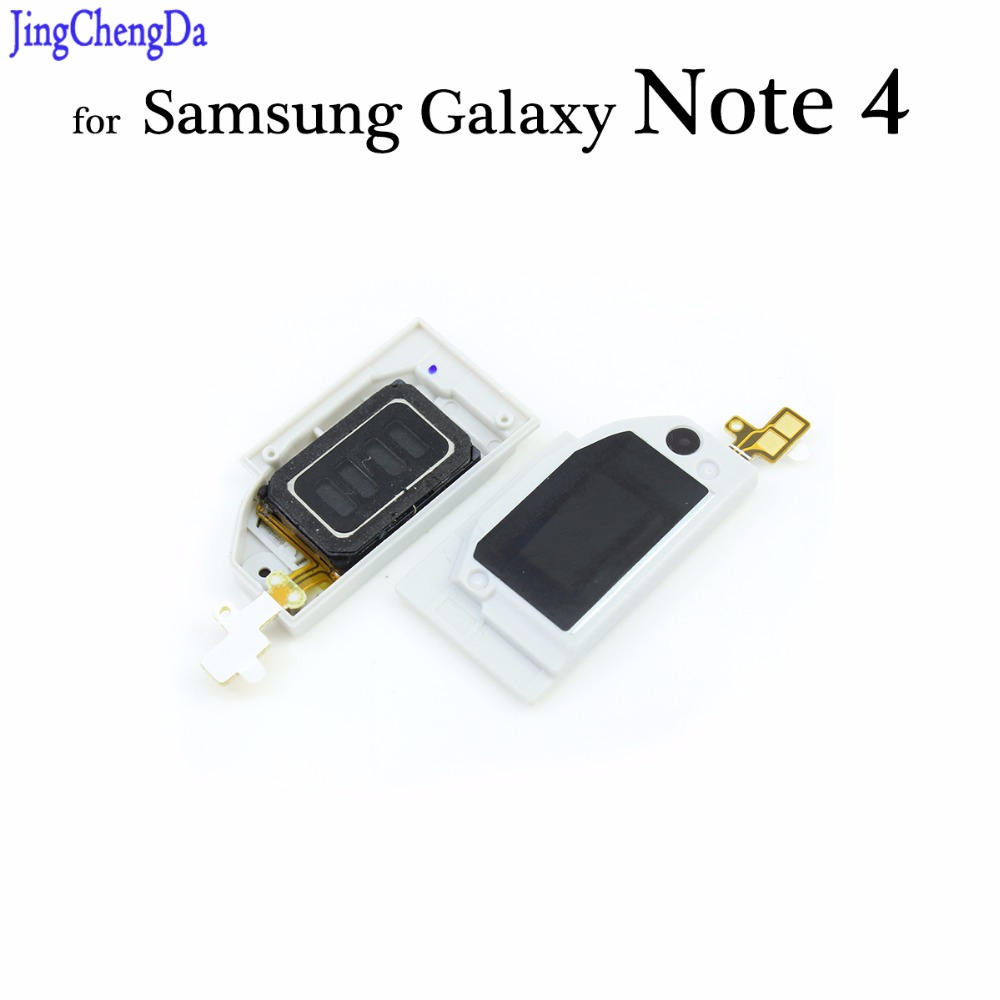 JCD 1pcs For Samsung Galaxy Note 4 N910 SM-N910F Loud Speaker Buzzer Ringer Mobile Phone Parts Replacement