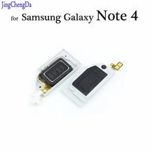 JCD 1pcs For Samsung Galaxy Note 4 N910 SM-N910F Loud Speaker Buzzer Ringer Mobile