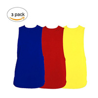 NEW 3 PACK Tanks 3 Pieces Men's Various Colors Muscular Cut Open Sides Bodybuilding Tank Tops Bodybuilding Undershirt Fitness