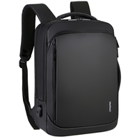 17 Inch Laptop Backpack 15.6 Mens Male Backpacks Business Notebook Mochila Waterproof Back Pack USB Charging Bags Travel Bagpack