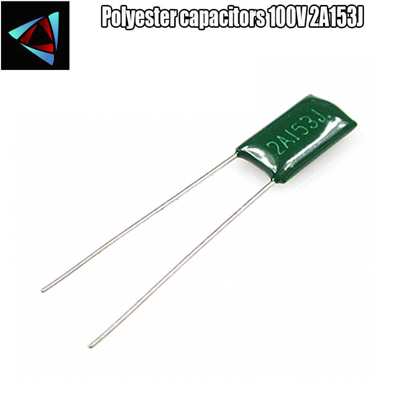 30pcs Polyester Film Capacitor 100v 15nf 2a153j 100 Nf Polyester Film Capacitorfilm Capacitor Aliexpress