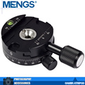 "MENGS PAN-A 3/8"" Screw Head Camera Tripod Panning Clip Clamp 360 Degree Rotating(14120003501)"