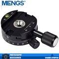 """Mengs PAN-A 3/8 """" câmera tripé pan clipe grampo 360 grau de rotação ( 14120003501 )"""